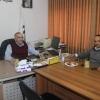 Palestine Polytechnic University (PPU) - زيارة مدير شركة اكسيس GPS المهندس سلامة عواودة