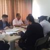 Palestine Polytechnic University (PPU) - اجتماع اللجنة الاستشارية الخاصة بتقييم تخصص تسويق ومبيعات