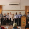 Palestine Polytechnic University (PPU) - للسنة الثامنة على التوالي البوليتكنك تخرج دورات لغة انجليزية بالتعاون مع يونيبال البريطانية