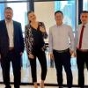 Palestine Polytechnic University (PPU) - اليوم الأخير للتدريب الميداني في شركة تكييف في إمارة دبي - الإمارات العربية المتحدة