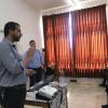 Palestine Polytechnic University (PPU) -  كليه المهن التطبيقيه تعقد محاضرة بعنوان خطوات البدأ بمشاريع الاعمال التجاريه والعمل الحر
