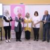Palestine Polytechnic University (PPU) - كلية المهن التطبيقية تعقد ورشة توعوية لطالباتها حول سرطان الثدي