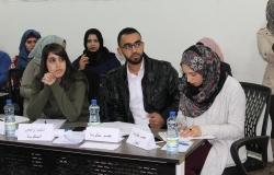 "Palestine Polytechnic University (PPU) - استضافة كلية المهن التطبيقية/ جامعة بوليتكنك فلسطين مناظرة بعنوان ""قانون الجرائم الإلكترونية"""