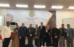 Palestine Polytechnic University (PPU) - مشاركة كلية المهن التطبيقية في ورشة عمل بعنوان واقع التعليم التقني والجامعي في فلسطين